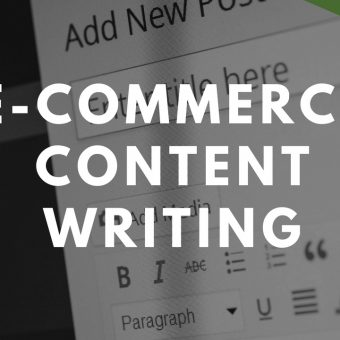 Selecting The Right Ecommerce Content Writing Services