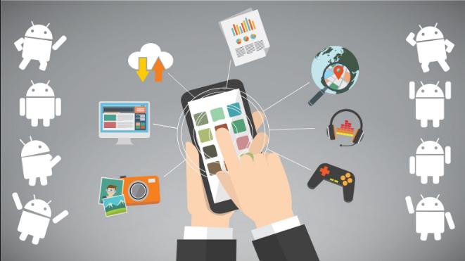 Mobile business app development